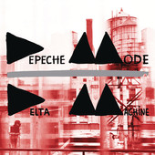 Depeche Mode - Delta Machine artwork